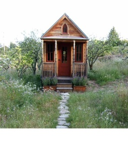The tiny house that inspired it all... Jay Shafer's original